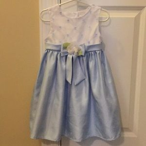 Youngland 5T Blue Dress